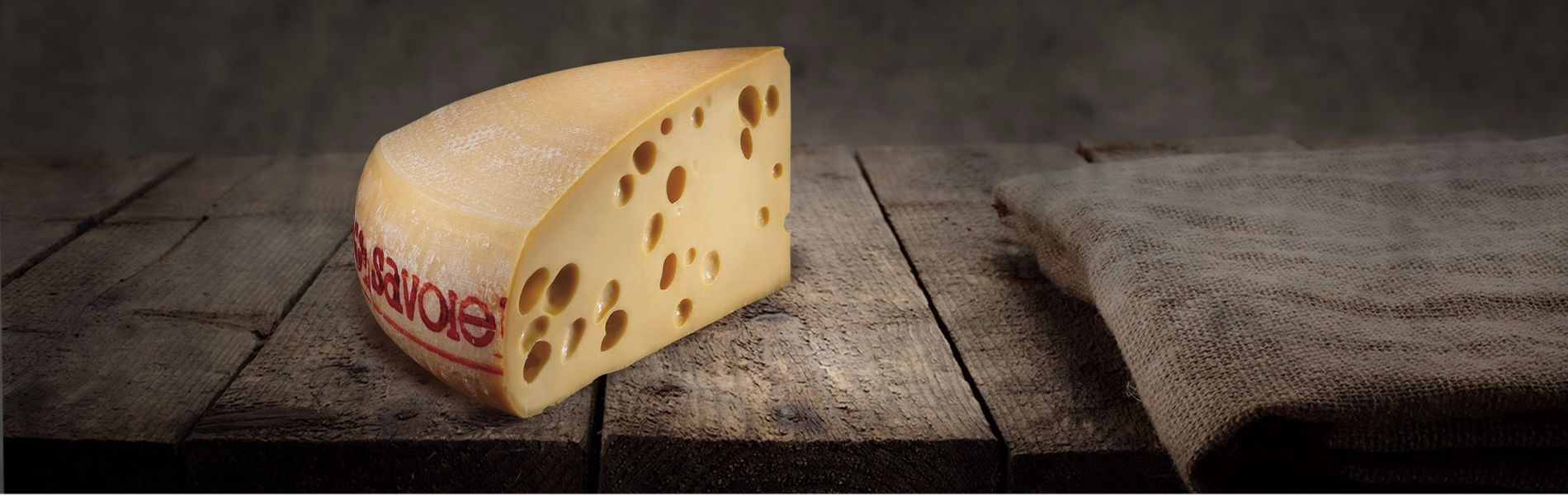 Emmental of Savoy slide